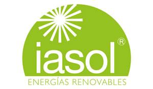 logoo iasol energías renovables